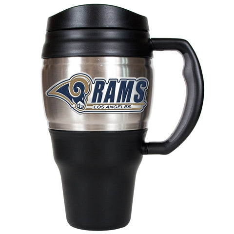 Los Angeles Rams 20oz Tumbler Travel Mug Cup