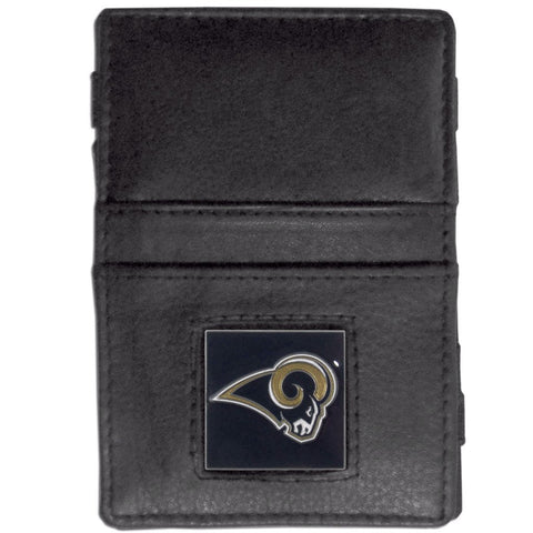 Los Angeles Rams Ladder Leather Wallet