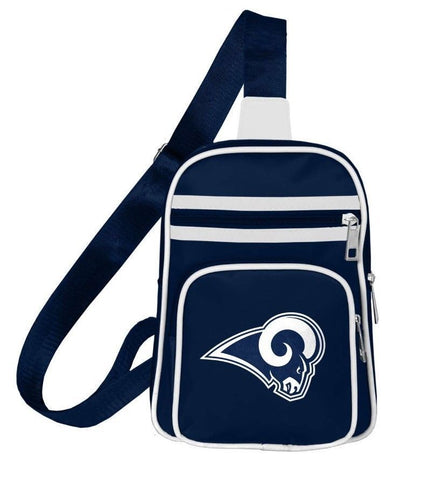 Los Angeles Rams Backpack Mini Cross Sling Bag