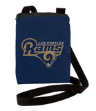 Los Angeles Rams Game Day Pouch Navy