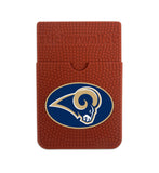 Los Angeles Rams Football Sticker Wallet