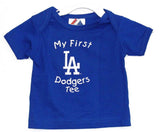 Los Angeles Dodgers Infant Majestic My First Tee T-shirt Blue
