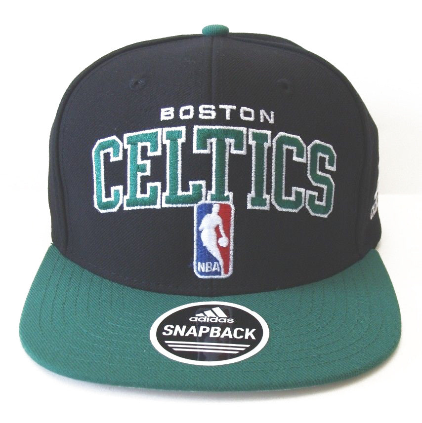 6fabd5cf8234c Boston Celtics Snapback Adidas Retro Draft Cap Hat Black Green – THE ...