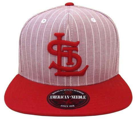 St. Louis Cardinals Strapback American Needle Demo Snapback Style Cap Hat