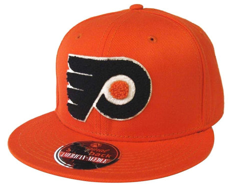 Philadelphia Flyers Snapback Retro American Needle Varsity Cap Hat Orange