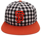San Francisco Giants American Needle Batters Box Strapback Snapback Style Hat