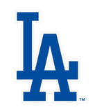 "Los Angeles Dodgers 12""  Logo Car or Truck Large Magnet"