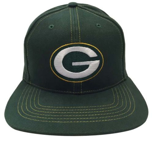 Green Bay Packers Vintage Twins Green Snapback Cap Hat – THE 4TH QUARTER 7885b1248