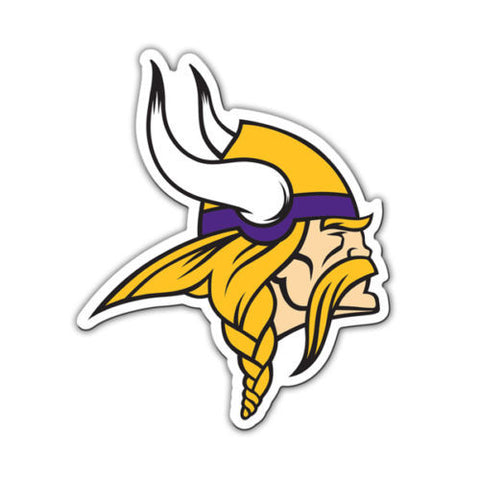 Minnesota Vikings Logo Car or Truck Large Magnet