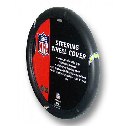 San Diego Charger Auto Rubber Steering Wheel Cover
