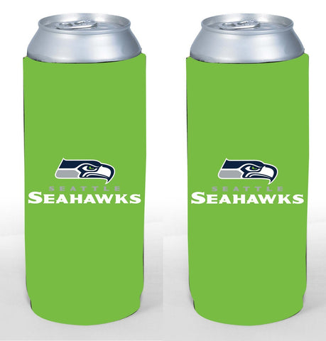 Seattle Seahawks Tall Boy 24oz Can Holder