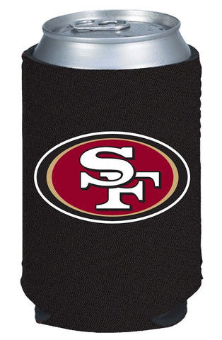 San Francisco 49ers 12oz Kolder Can Cooler Kaddy Holder