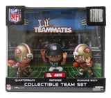 San Francisco 49ers Collectible Lil' Teammates Set of 3