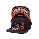 Virginia Cavaliers Snapback Zephyr Menace Underbill Cap Hat Navy