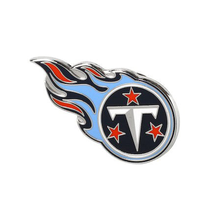 Tennessee Titans Logo Lapel Pin