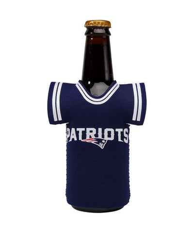 New England Patriots Jersey Bottle Cooler Holder