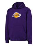 Los Angeles Lakers Mens Sweatshirt Pullover Hooded Purple