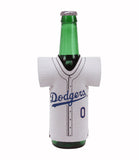 Los Angeles Dodgers Jersey Bottle Holder White