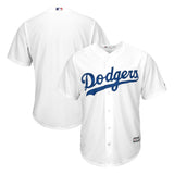 Los Angeles Dodgers Infant Jersey (12-24 Months) Cool Base White