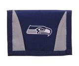 Seattle Seahawks Chamber Nylon Trifold Wallet