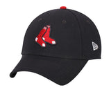 Boston Red Sox Adjustable New Era Logo The League Cap Hat Navy