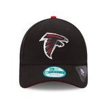 Atlanta Falcons New Era The League Adjustable Cap Hat Black