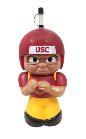 USC Trojans 16 oz. 3D Character Teenymates Big Sip Bottle