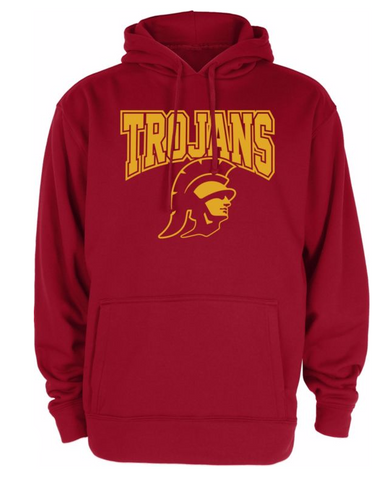 USC Trojans Youth Sweatshirt Authentic Apparel Corin Hoodie