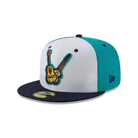 Nashville Sounds Vihuelas Fitted New Era 59Fifty Copa de la Diversion