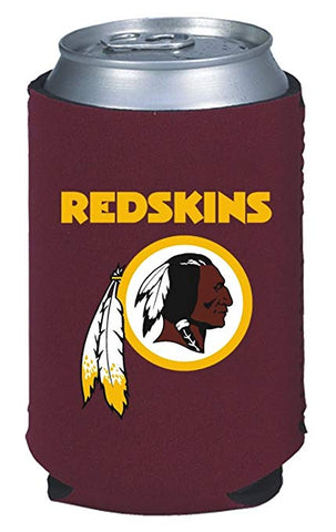 Washington Redskins 12oz Kolder Can Cooler Kaddy Holder