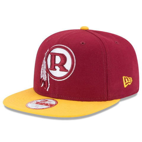 Washington Redskins Snapback New Era Baycik OG Fit Cap Hat