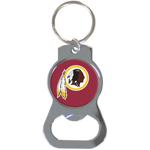 Washington Redskins Key Chain Bottle Opener Key Ring