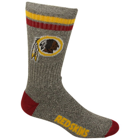 Washington Redskins Socks Long Marbled Performance