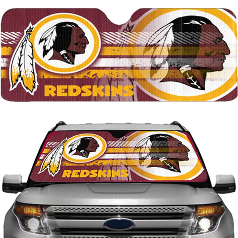 Washington Redskins Auto Sun Shade