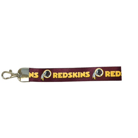 Washington Redskins Keychain Wristlet Lanyard