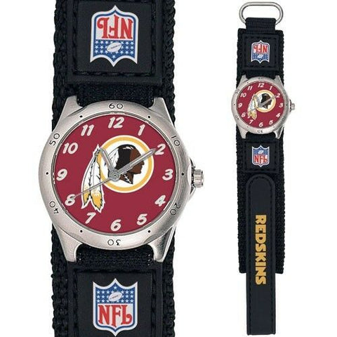 Washington Redskins Youth Future Star Velcro Strap Watch
