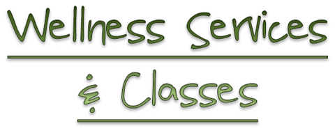 Services, Classes & Workshops