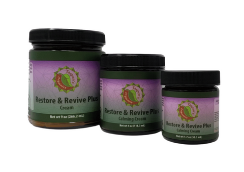 Restore & Revive Calming Cream PLUS $35-$110