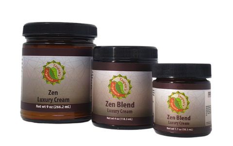 Zen Luxury Cream with Energy Balancing Formula