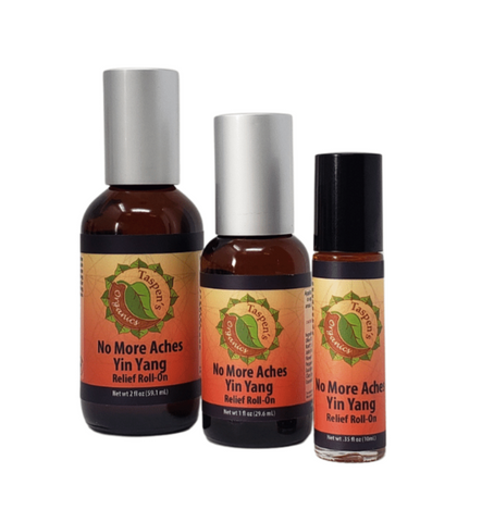 No More Aches Yin Yang Relief Roll-On $30-$120
