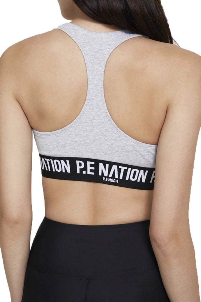 FREE FORMATION SPORTS BRA - GREY