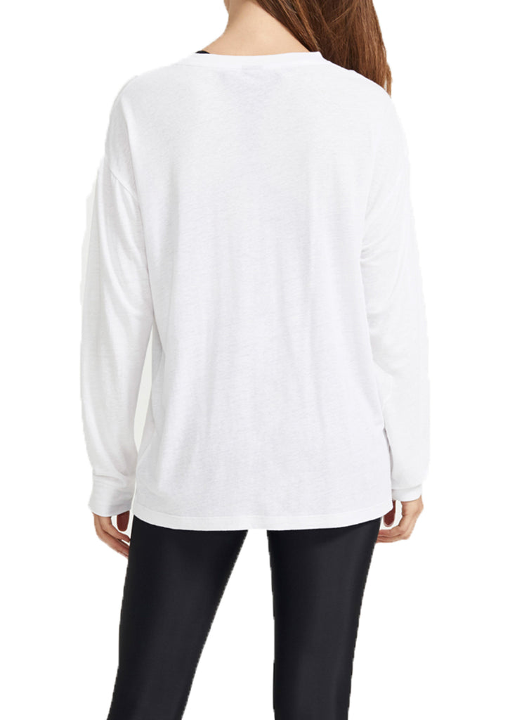 REBUILD LS TOP - WHITE