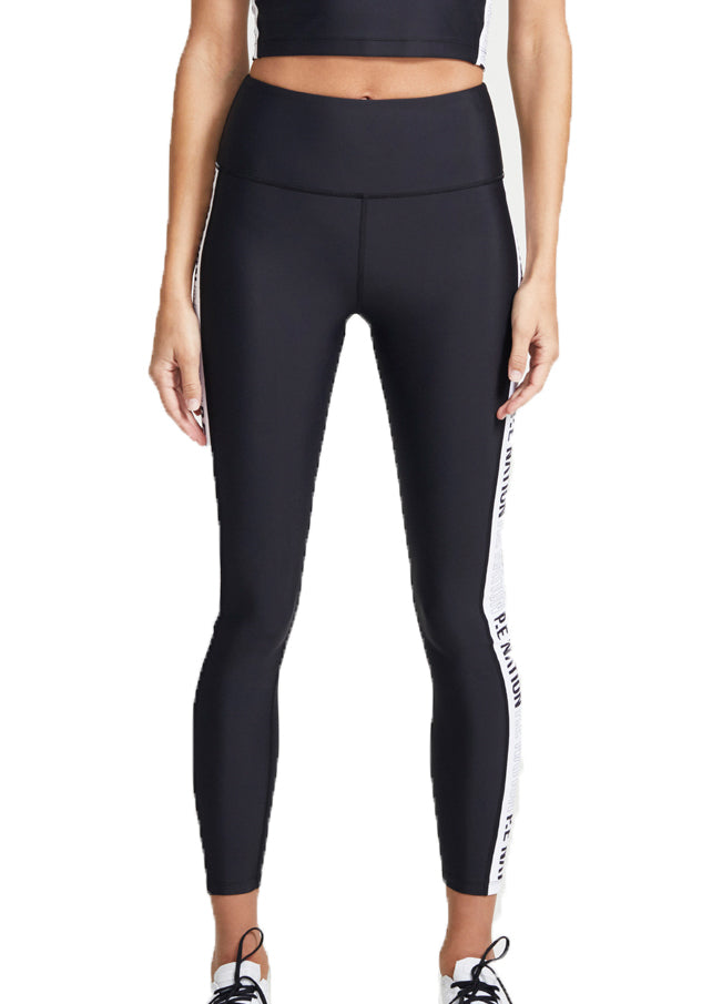 FREE THROW LEGGING - BLACK