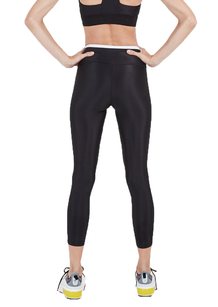 STEADY RUN LEGGING - BLACK