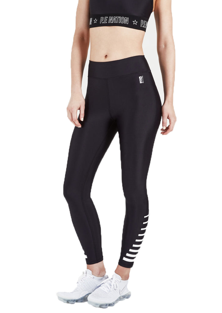 RESURGANCE LEGGING - BLACK