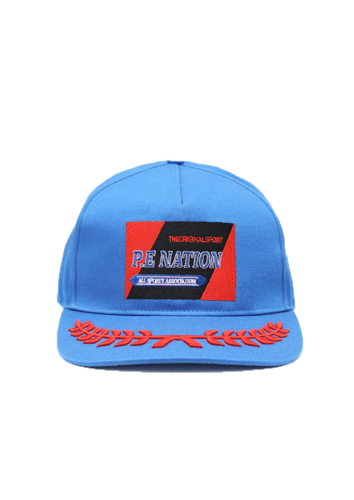 B GIRL CAP - BLUE