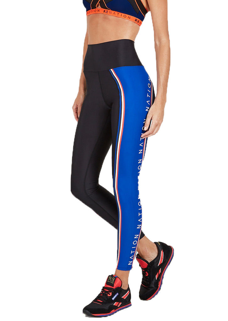 DUST OFF LEGGING - BLUE