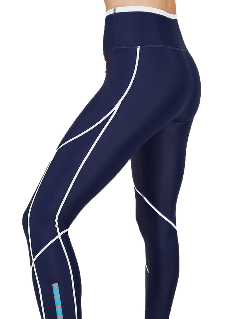 QUARTERFORCE LEGGING - BLUE
