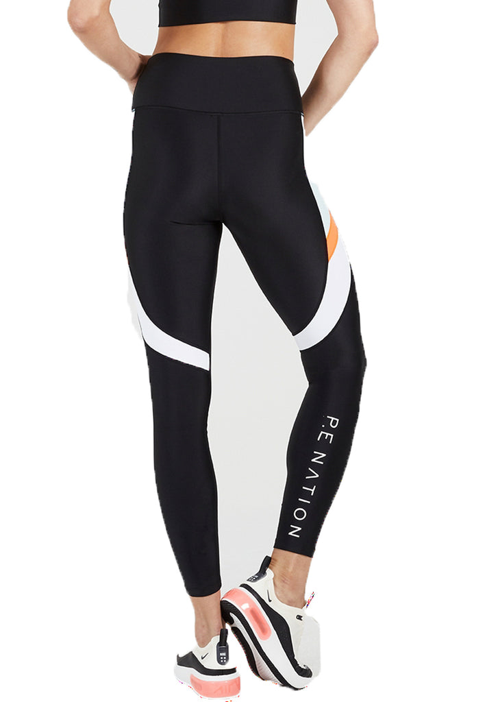 STAR FORCE LEGGING - BLACK