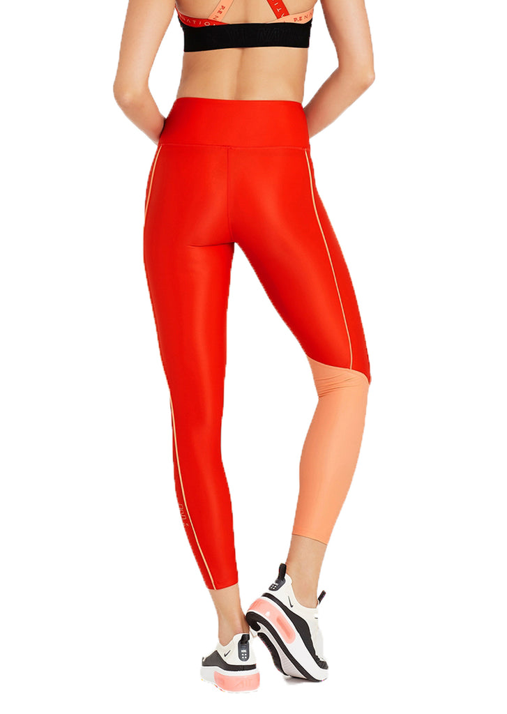 CUTSHOT LEGGING - RED